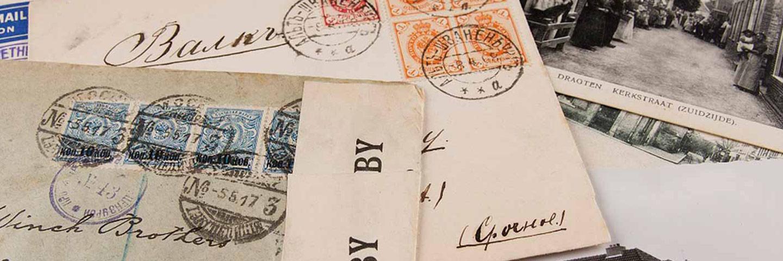 Antieke ansichtkaarten verkopen
