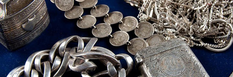 Wij verkopen en inkopen zilver